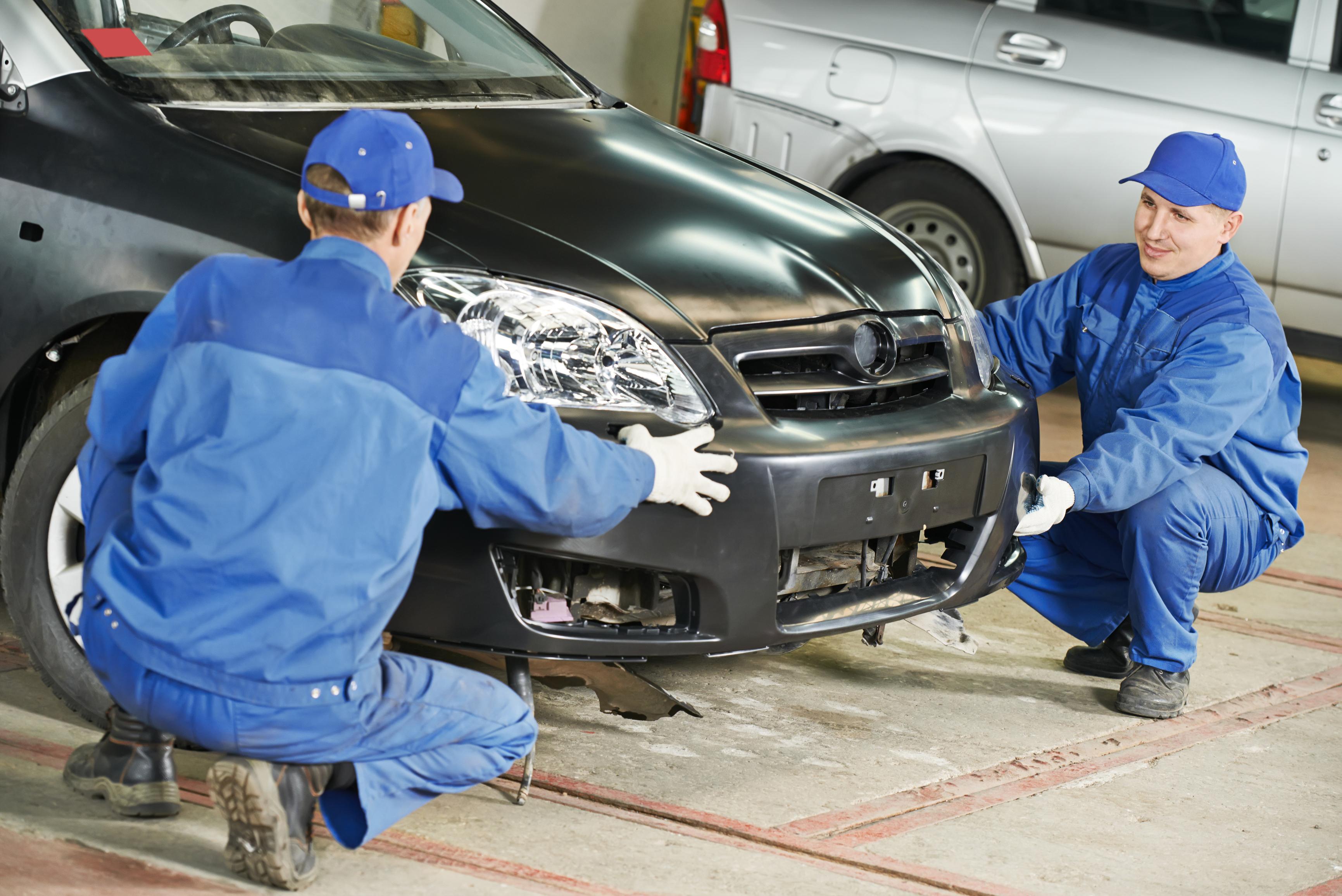 automobile repair and mechanics